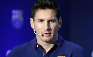 Messi asegura que no compite contra Cristiano y alaba a Neymar