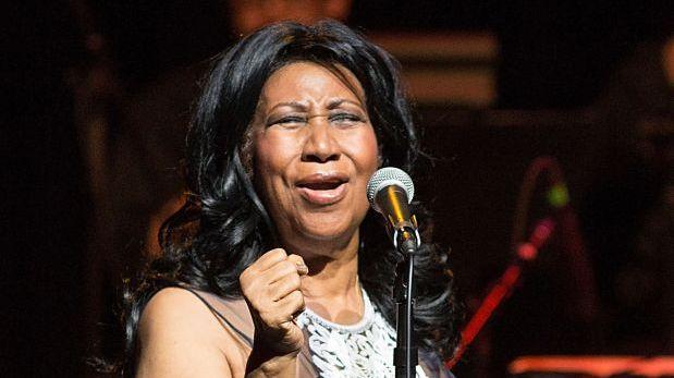 """Aretha Franklin: """"La música me obliga a estar en buena forma"""""""