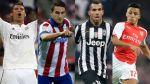 Champions League: mira la programación para la segunda fecha - Noticias de