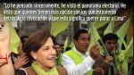 Las 20 frases que nos dejó la campaña municipal en Lima - Noticias de