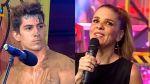 Iker Parodi bromeó con Johanna San Miguel sobre la edad - Noticias de johanna san miguel