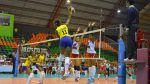 Vóley: así se jugó el duelo que Perú perdió ante Brasil - Noticias de