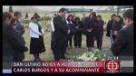 Hija de Carlos Burgos fue enterrada en Puente Piedra - Noticias de avenida perú