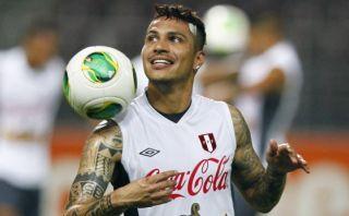 Corinthians pidió que Paolo Guerrero no sea convocado por Perú