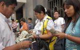Dólar baja a S/.2,916 y BVL anota ganancias al inicio de sesión