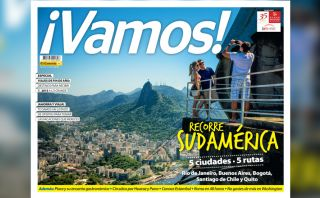 Recorre Sudamérica con la nueva edición de tu revista ¡Vamos!