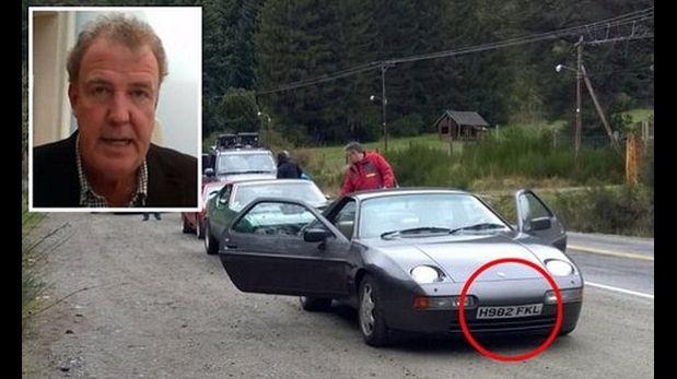 ¿Por qué la placa de este carro enfadó a los argentinos? (Elcomercio.pe) Base_image
