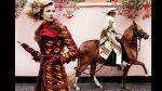 Mario Testino llevó el caballo de paso peruano a