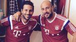 El tuit de Pepe Reina en honor al cumpleaños de Claudio Pizarro - Noticias de mejor gol