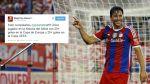 Pizarro recibe saludo de cumpleaños del estadístico Mister Chip - Noticias de twitter alexis tamayo