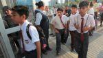 En mil colegios las clases durarán hasta las 3:30 p.m. - Noticias de minedu