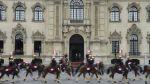 Un día con la escolta de Palacio de Gobierno - Noticias de revista somos
