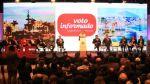 Las últimas frases de los candidatos a la Alcaldía de Lima - Noticias de nora bonifaz
