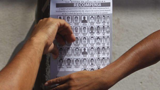 México: La ONU insta a encontrar a los 43 jóvenes desaparecidos