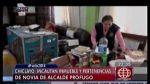 Chiclayo: casa de novia de Roberto Torres pasó al Conabi - Noticias de dinero incautado