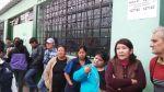 Tres mesas del Callao en riesgo de cerrarse por ausentismo - Noticias de urbanización santa marina sur