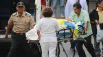 Familiares de policía herido en accidente temen por su vida - Noticias de mujer golpeada