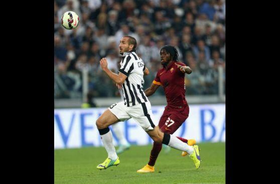 Juventus vs. Roma: partidazo que tuvo goles, penales y golpes