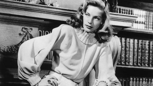 UBS le dice a sus empleadas que piensen en Lauren Bacall...