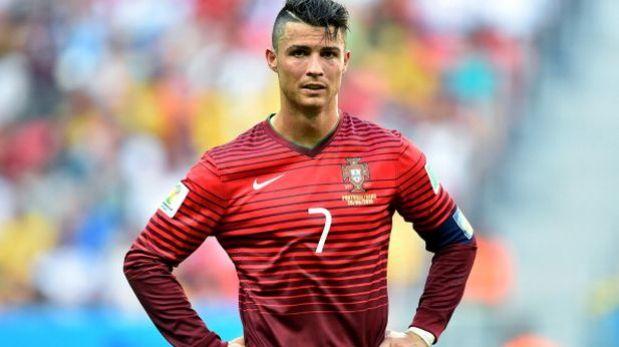Cr7 vuelve a portugal tras la decepci n del mundial taringa for Nuevo peinado de cristiano