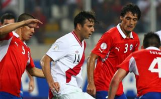 Sepa a qué hora y qué canal transmite el Chile vs. Perú
