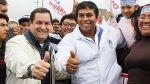 Juan Navarro gana en SJL a boca de urna y en conteo rápido - Noticias de david nestares