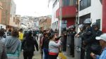 Pucusana: vecinos continúan protestas frente a municipio - Noticias de difusióhn