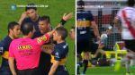 River-Boca: el penal que condena al árbitro del Superclásico - Noticias de horacio gago