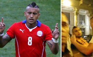 Arturo Vidal jugará ante Perú tras indisciplina en Italia