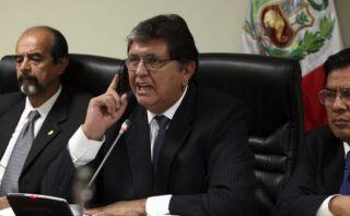 García: Gobierno victimizó a Gregorio Santos y lo hizo ganar