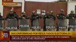 Pucusana: amenazan con volver a entrar a la fuerza a municipio - Noticias de difusióhn