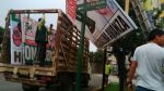 Campaña reciclará propaganda electoral en muebles y muñecas - Noticias de legal saldana