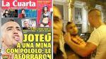 Mejor amigo de Arturo Vidal lo defiende de escándalo en Italia - Noticias de hinchas famosos