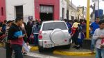 Comandante del Ejército chocó y dejó tres menores heridos - Noticias de ejército peruano