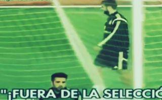 Piqué fue insultado en entrenamiento de la selección española