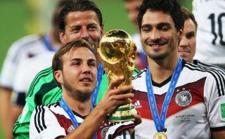 Alemania tendrá una película sobre su título en Brasil 2014