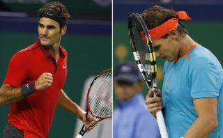 Federer 'sobrevivió' ante Mayer y pasó a Nadal en el ránking