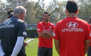"""Claudio Pizarro: """"Me decían que me van a dar una tanda"""""""