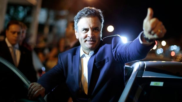 Brasil: Partido de Marina Silva recomienda votar por Neves