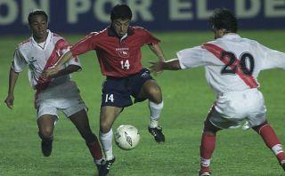¿Quién es el peruano que ha enfrentado más veces a Chile?