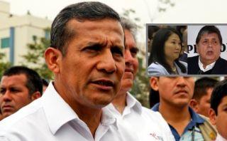 """Humala: """"No actúo con cálculo político frente a la corrupción"""""""