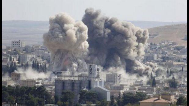 El Estado Islámico ya controla el 40% de Kobane