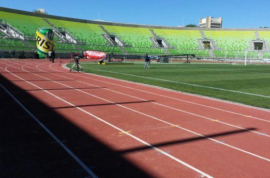 Este es el Estadio Elías Figueroa, escenario del Chile vs. Perú