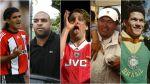 Los futbolistas que tocaron fondo por problemas con el alcohol - Noticias de paul gascoigne