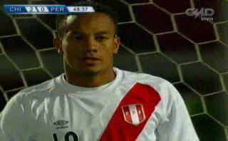 Lo hizo de nuevo: Carrillo falló inmejorable ocasión de gol