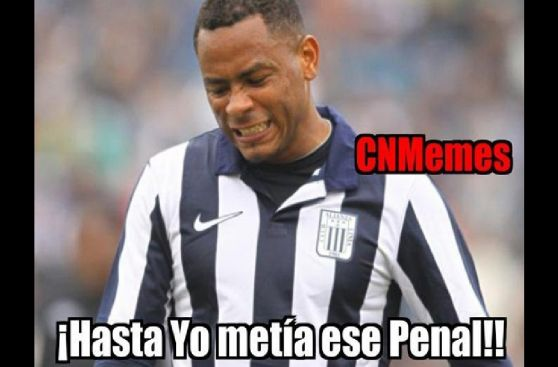 Los infaltables memes de la goleada que sufrió Perú ante Chile