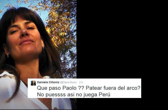 Los famosos vivieron así la derrota de Perú frente a Chile
