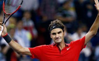 Roger Federer venció a Djokovic y jugará la final en Shanghái