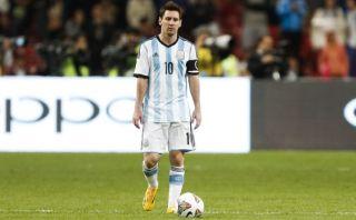 ¿Qué dijo Lionel Messi sobre el penal fallado frente a Brasil?