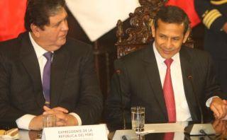 García a favor de que Humala declare en Comisión López Meneses